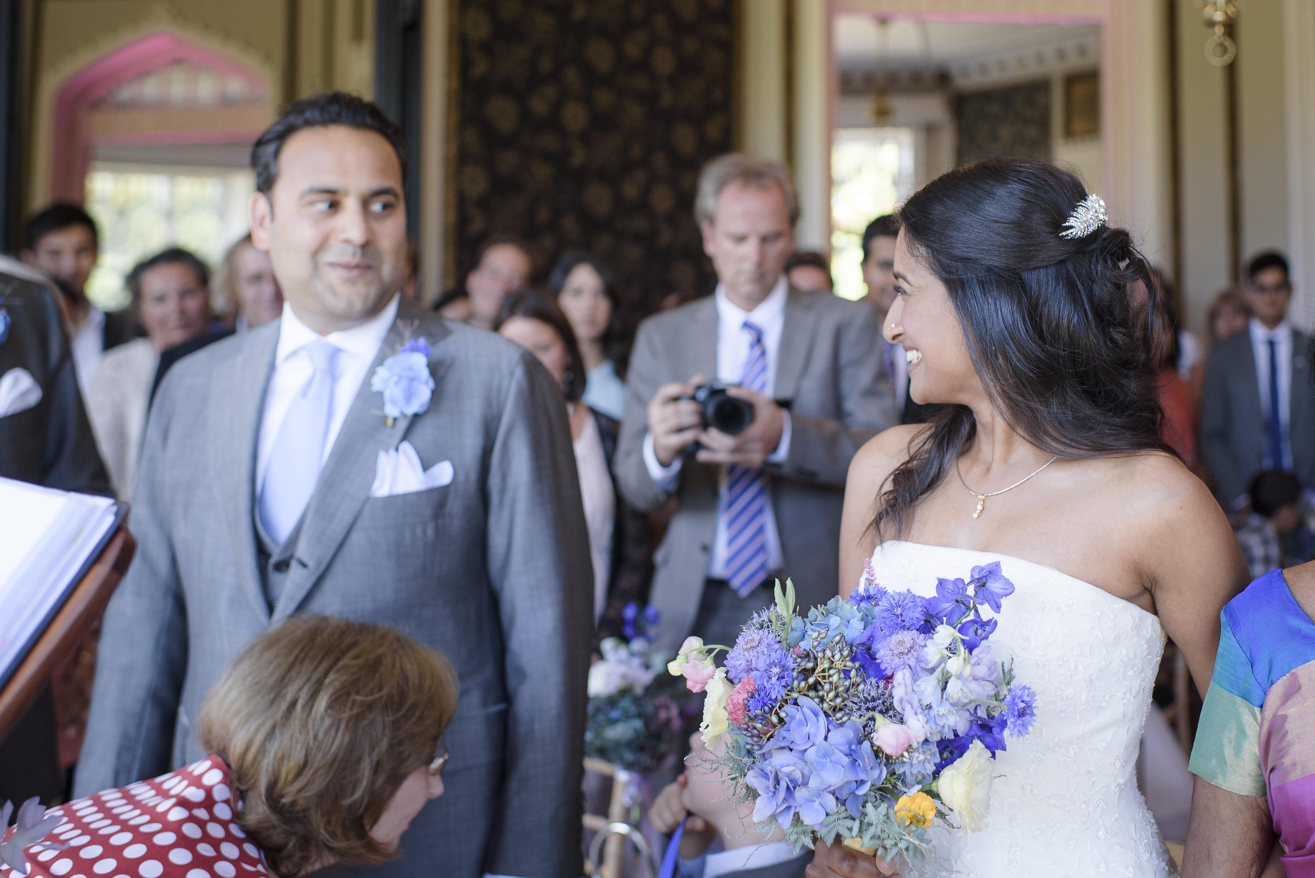 Surrey Wedding Ceremony