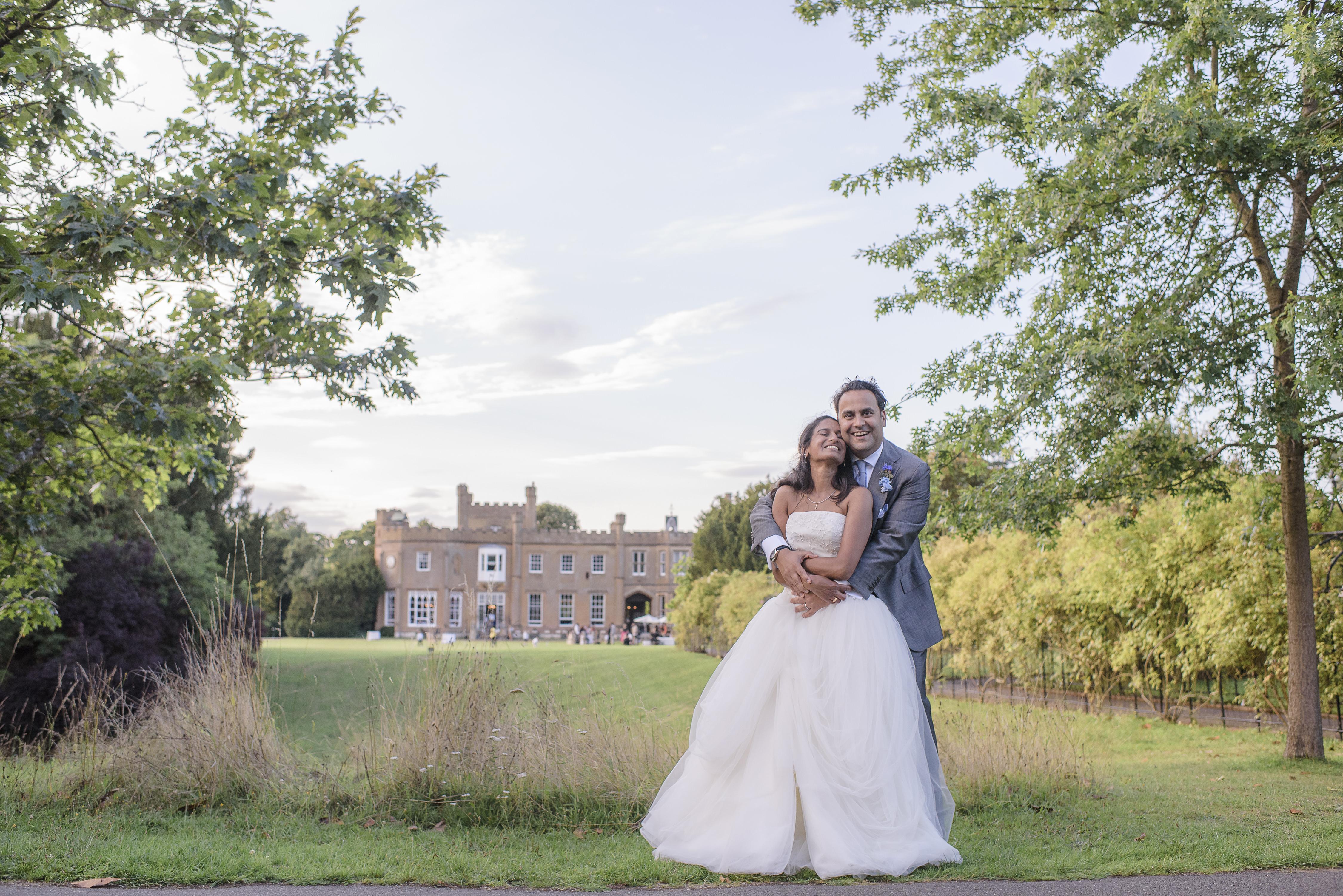 Surrey Wedding Venue