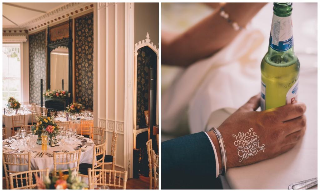 Surrey Wedding Reception